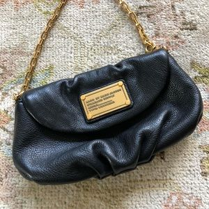 Marc by Marc Jacobs Classic Q Karile Leather Bag